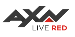 Logo AXN Red